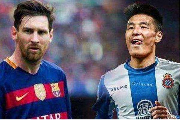 真牛!与梅西过招前!武磊又创1中国足坛纪录,球迷:3比2绝杀