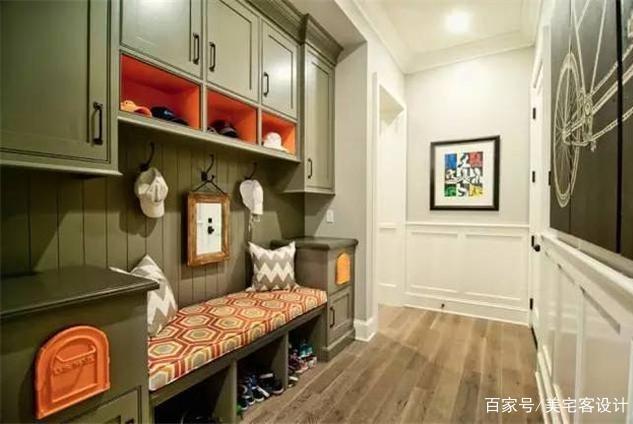 入户谁还做鞋柜,太奢侈!这10种设计,进门就是惊喜,谁看谁喜爱