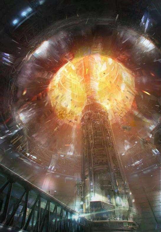刘慈欣最强的脑洞,不是《流浪地球》的行星发动机