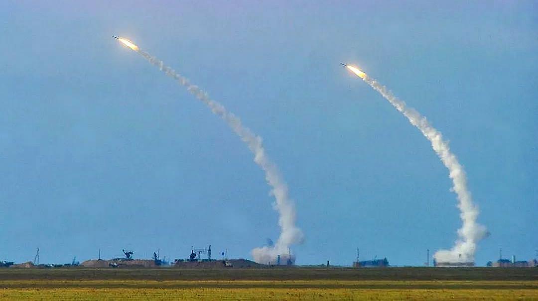 以军发射多枚导弹,叙军反应迅速,70%被拦截