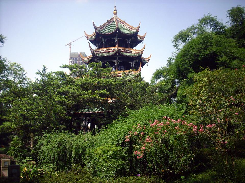 盘点历史很悠久的旅游景点,你去过成都望江楼公园,乌鲁木齐乌拉泊古城
