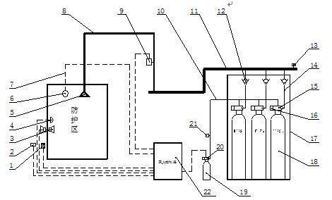 七氟丙烷灭火系统有效期,以及后续如何维保(图1)