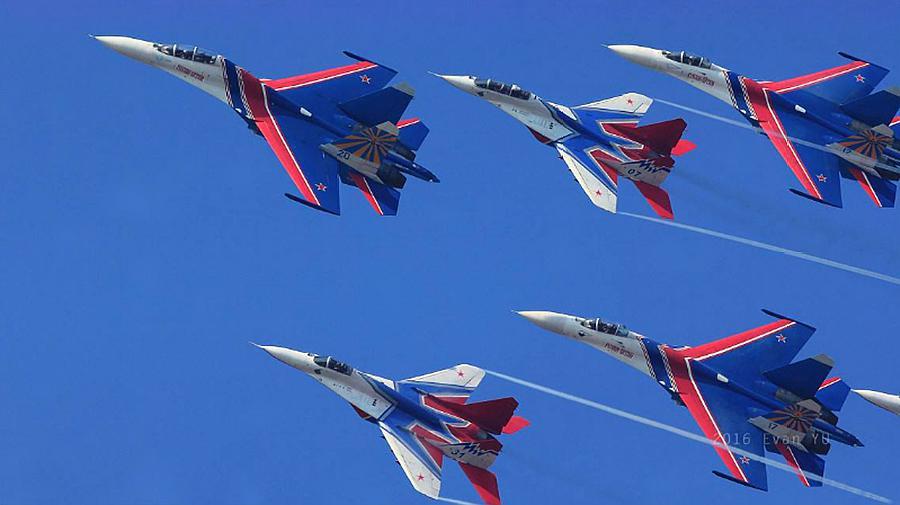 美军罕见高度评价这款俄战机,曾进行实机对抗,正面交锋毫无胜算
