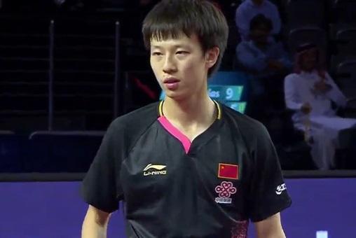 国乒包揽男单冠亚军!林高远苦战7局,2分险胜瑞典名将,会师马龙
