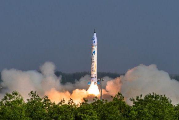 零壹空间首枚入轨运载火箭3月底发射,重庆航空航天进入新征程!