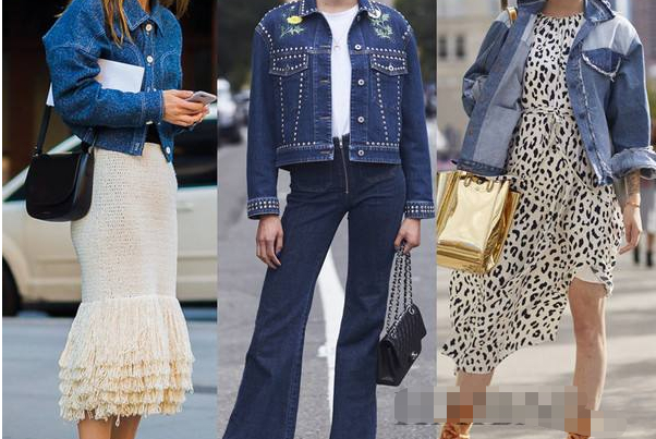 身高不到160的女人,开春多试试这三种外套,显高还能提气质!