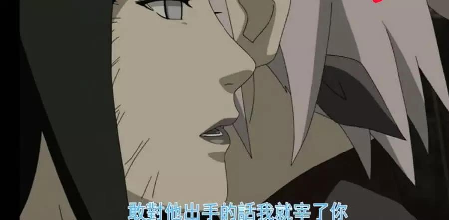 雏田霸气侧漏教育小樱,再敢靠近鸣人就不客气了!图片
