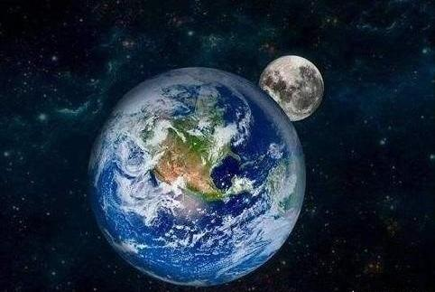 月球每年远离地球四厘米,原来能量是从地球偷来的