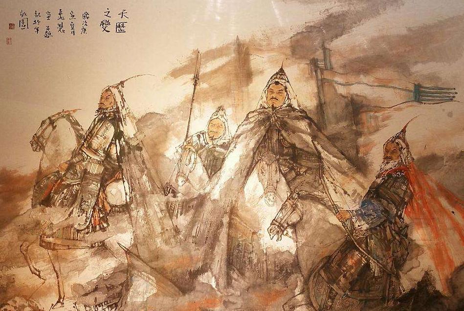 从兄终弟及到同室操戈:成吉思汗之后百余年,元代皇族的兄弟仇杀