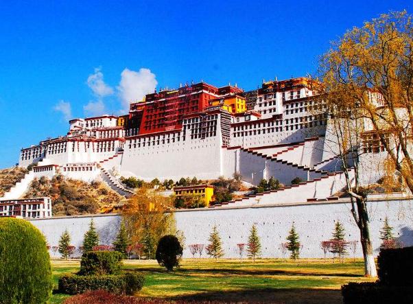 西藏,有名的几个景点,是去过还想再去的地方