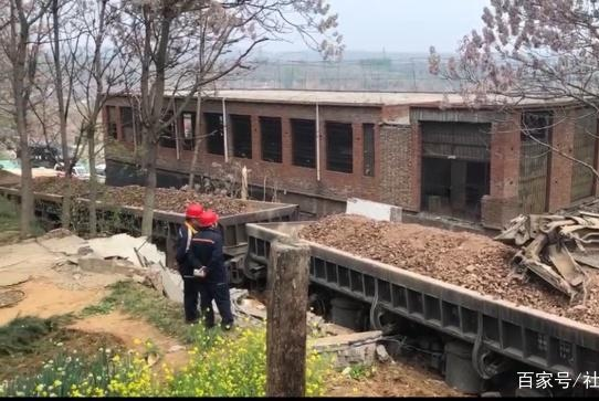 中铝运货列车翻车 6名失踪人员身份已确认