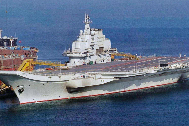 第三艘航母加速,中国为什么这么拼,答:国土尚未统一不敢懈怠