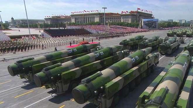 美国质疑东风导弹实力,我国发射一枚后,西方国家彻底陷入沉默