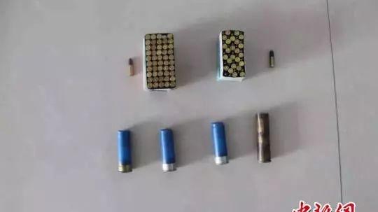 毒贩买枪支弹药为防身!内蒙古警方极速擒凶