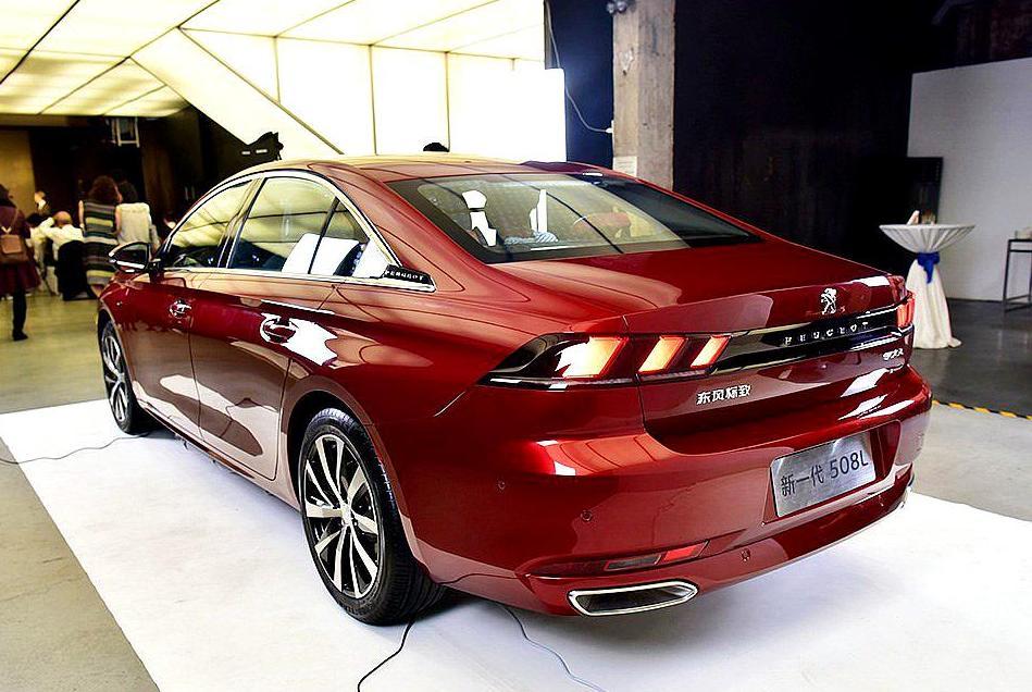 福建省车主首体2019款标致508L激情版,完美的B级运动家庭轿车