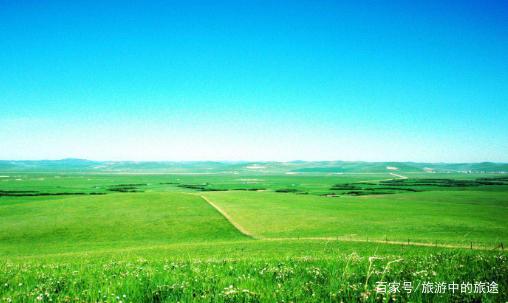 天边的草原——乌拉盖,你去过这里么?