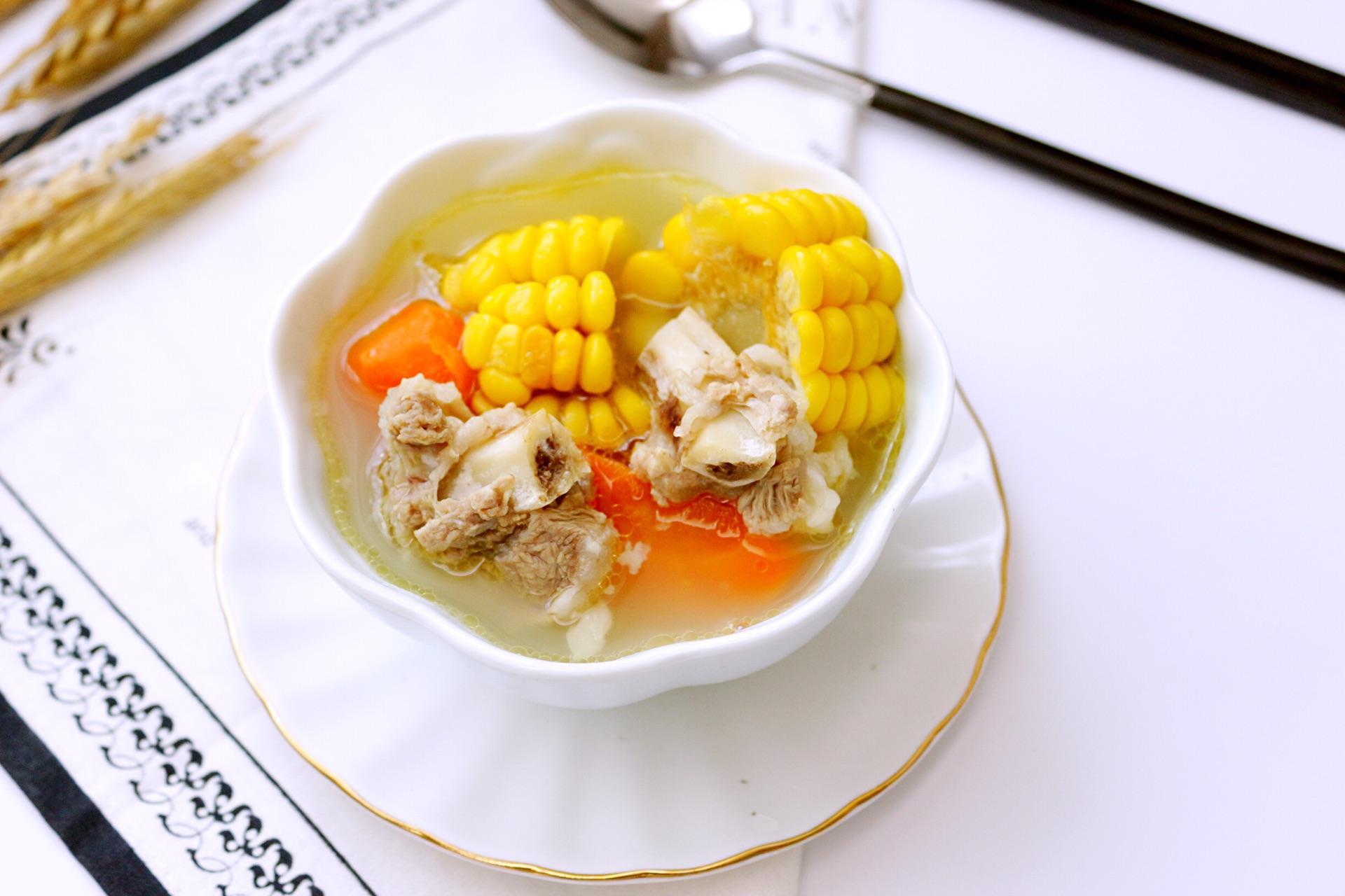 排骨汤炖多长时间味道最鲜美?玉米排骨汤百年老店都这样熬!