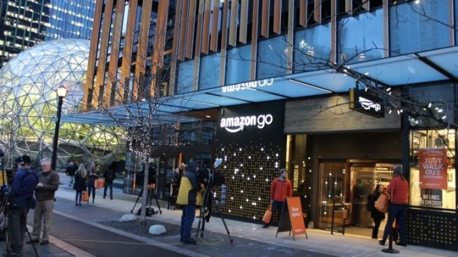 Amazon Go下一步战略计划:机场开店