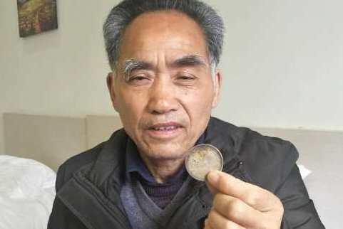 千里寻人还钱!41年前沈阳朋友张振毕拿6块银元托他买录音机