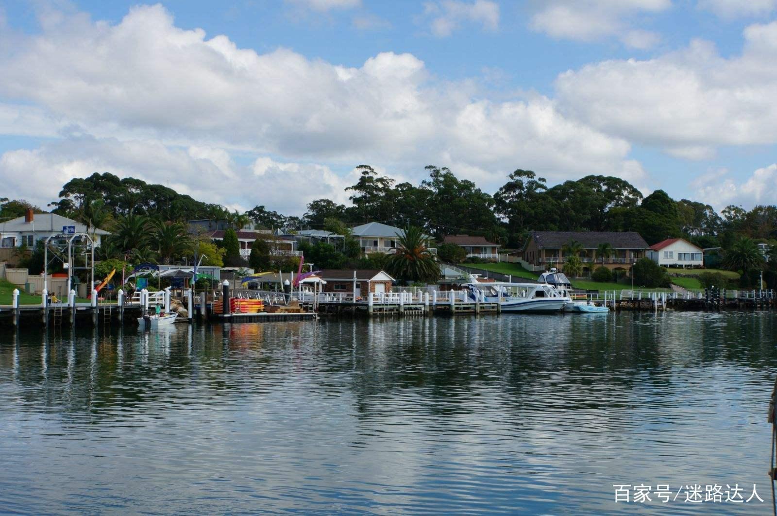 悉尼风景真是令人眼花缭乱,美不胜收,让人不得不佩服大自然的伟大!