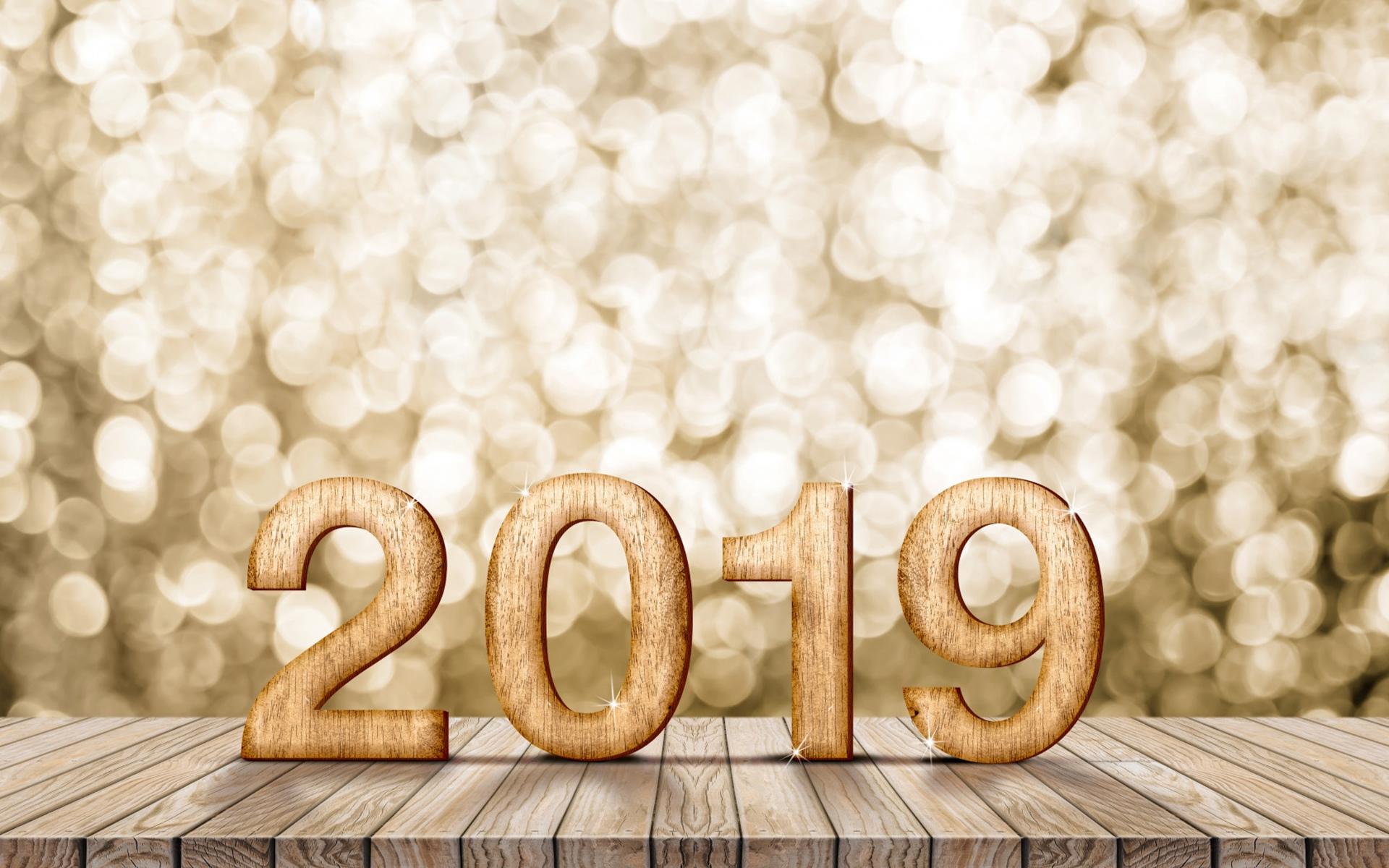 高清:2019年圣诞节主题图片,2019艺术字创意图片