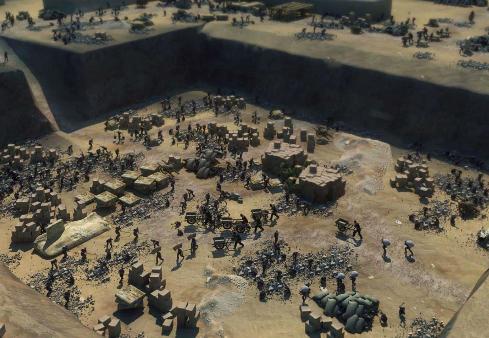 西安十大人文景点之一半坡遗址,你去过吗?