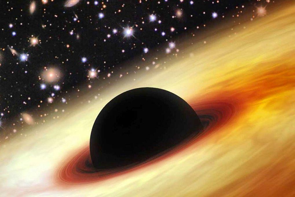 多大的引力才能成为黑洞?