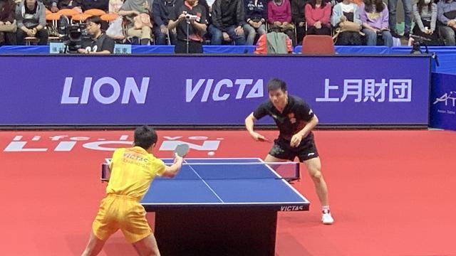亚洲杯 | 樊振东力斩张本 马龙横扫丹羽 国乒男女单均会师决赛