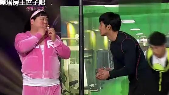 郑锡元「蓝叔」搞笑节目GAG CONCERT