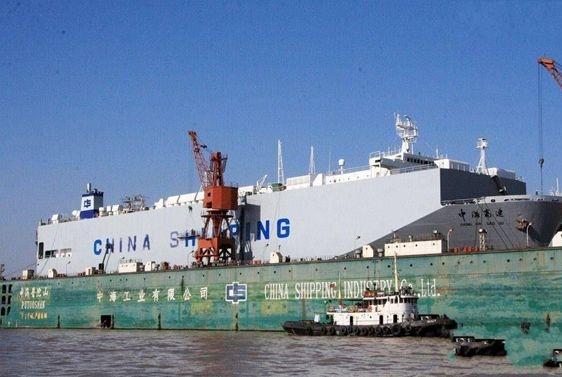 美军驱逐舰又被撞了,中国造的浮船坞是罪魁祸首,不过我们不负责