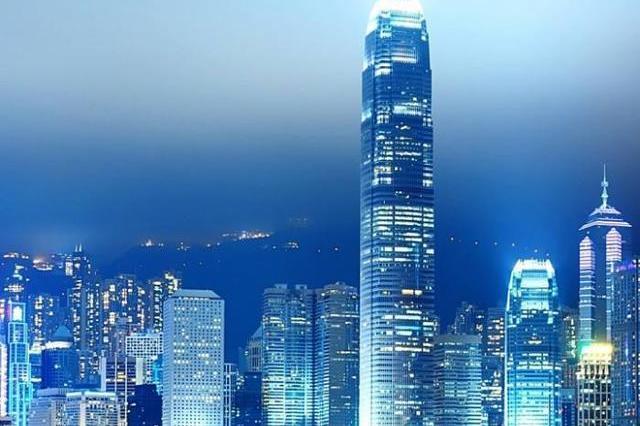 香港兰桂坊酒店—眺望维多利亚港,环绕艺术画廊的东方特色酒店