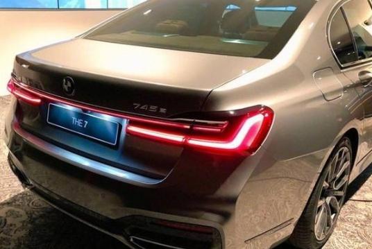 """全新宝马7系来了,""""大鼻孔""""设计有点萌,车主:顶着表情包开车"""