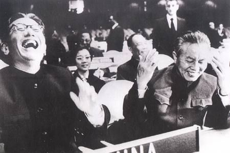 乔冠华小传:文章堪比坦克师,恢复联合国合法席位仰天大笑