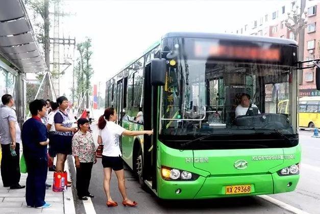 太原多条公交线路恢复原线