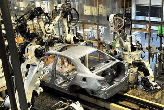 先后看完众泰丰田工厂,老司机算是懂了:为啥国产落后日系那么多