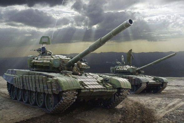 弯道超车?俄罗斯研制新型炮射导弹,坦克威力再次加强