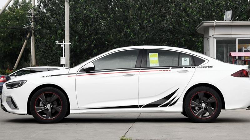 别克汽车推出的2018款,别克君威,一款高颜值的中型车!图片