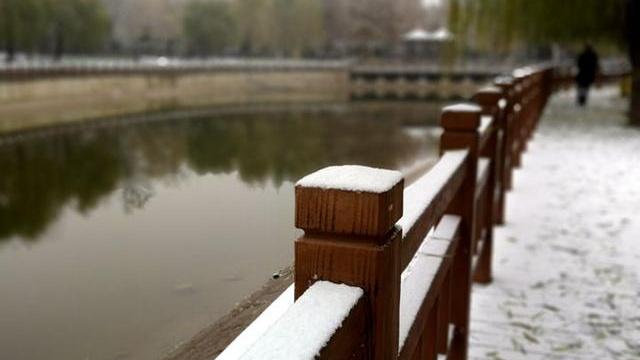 河北年前天气:有霾有雪有大风+降温 气温偏高