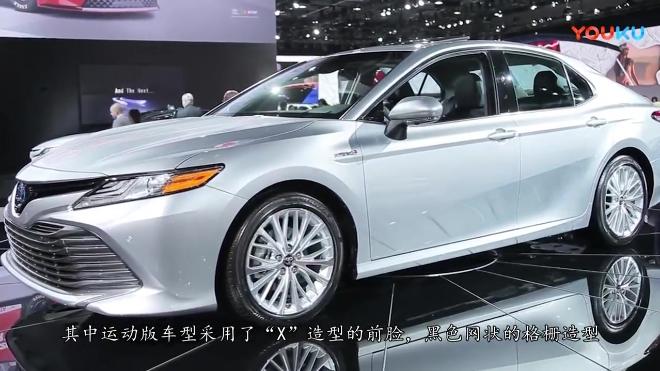丰田凯美瑞仅售28万, 混合动力系统且可自动充电, 这油耗低到离谱