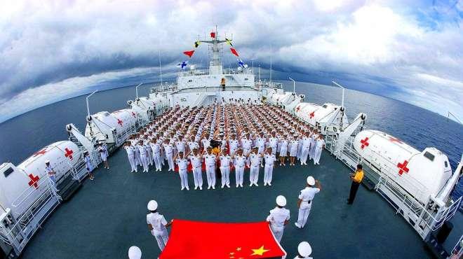 专家:海洋权力交接之刻,解放军若做到这三点,就可取代美国海军