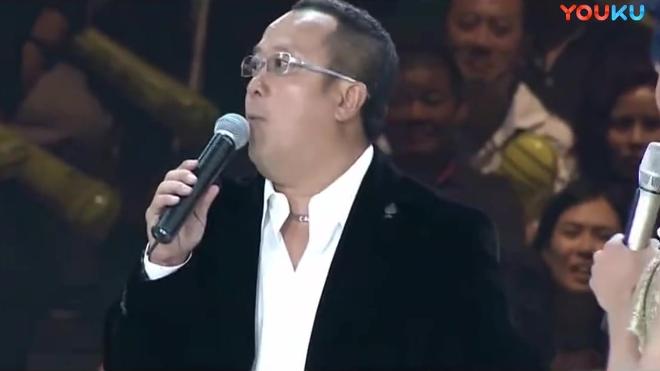 谭咏麟 曾志伟 陈百祥同台合唱《朋友》搞笑又好听!