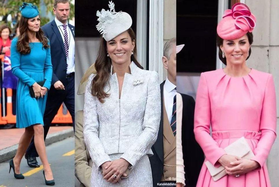 凯特王妃衣品最近突然大大提升,秘密武器是什么?