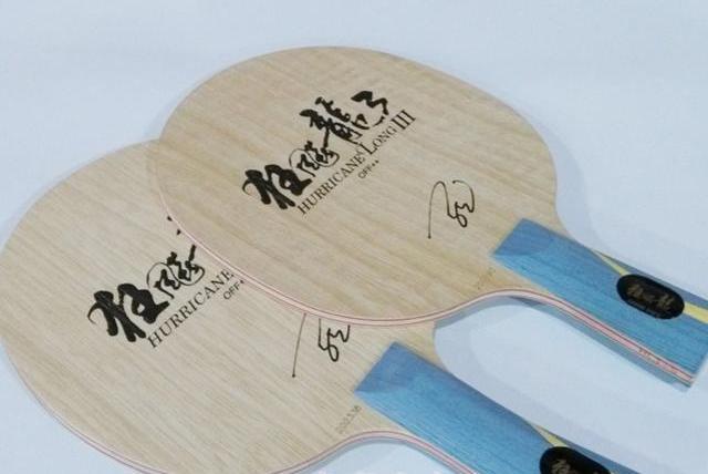 乒乓球大球时代,五层纯木直板哪款更适应40+新材料球?
