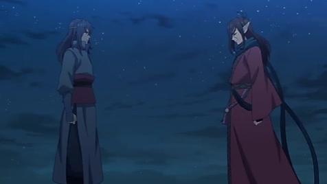 万古仙穹 第2季 蒙泰找九公子和谈