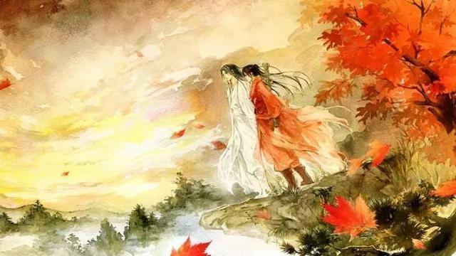 《诗经》10句经典名言,见证最美好的爱情