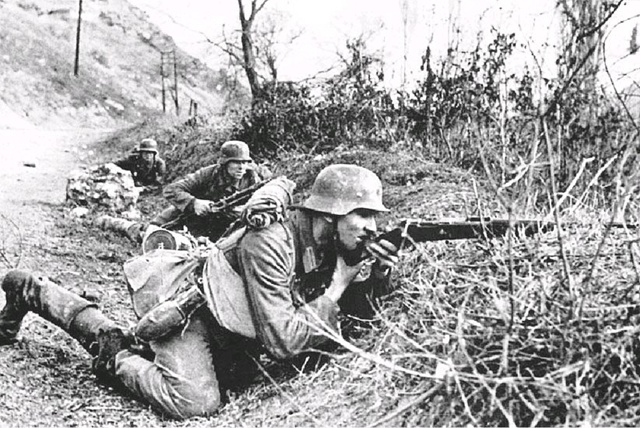 """二战时德国陆军如此强大""""干部""""怎么这么少?步兵连如何编成?"""