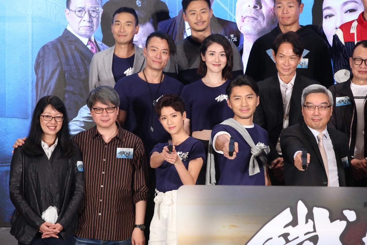 TVB小生与港姐女友合作新剧将播 两人否认已拍婚纱照