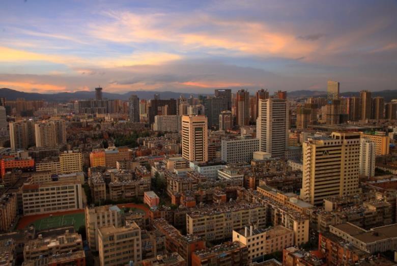 云南8个地级市城建面貌,除了昆明,你觉得哪个城市最好?