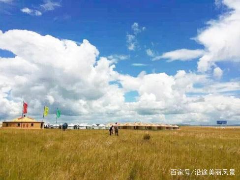 锡林郭勒盟西乌珠穆沁旗蒙古汗城旅游景区