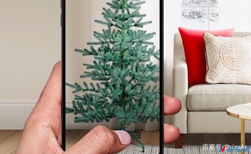 沃尔玛为圣诞购物季推出雄厚多样的AR促销体验